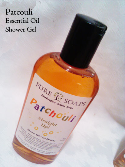 Patchouli - Straight Up!